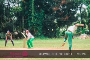 Read more about the article Down the Wicket 2020.