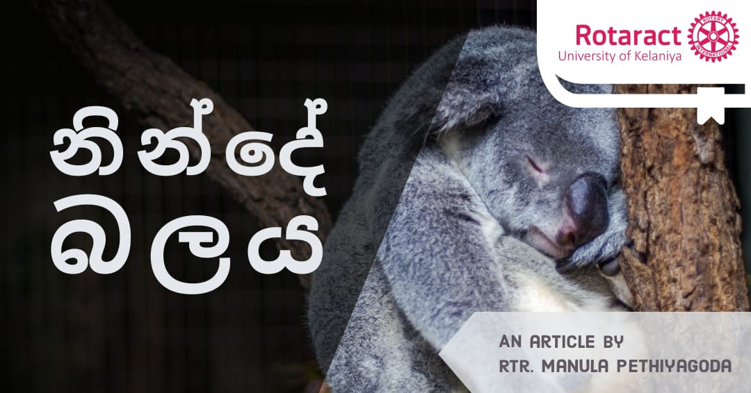 You are currently viewing The Power of When-නින්දේ බලය