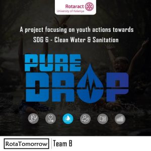 Read more about the article STEP TO PURE DROP