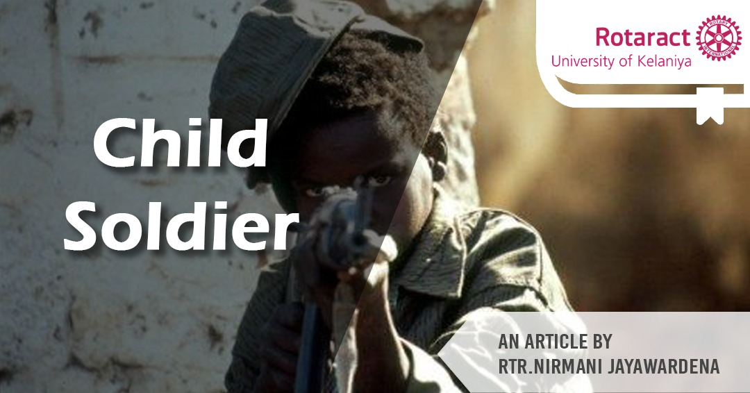 Read more about the article Child Soldier