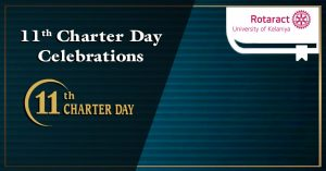 Read more about the article 11th Charter Day Celebrations