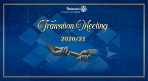 Read more about the article The inception of a new journey : Transition Meeting 2020-21