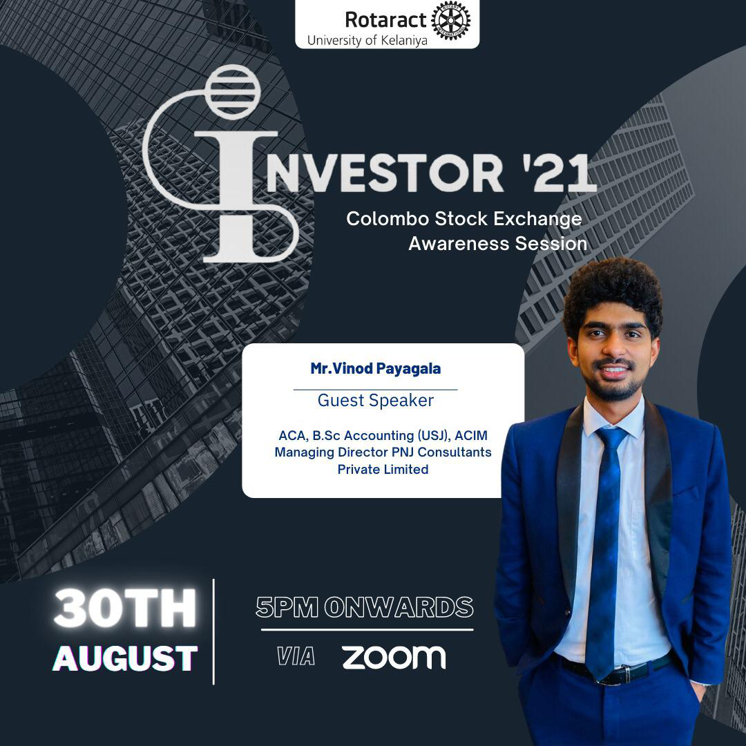 Read more about the article INVESTOR '21